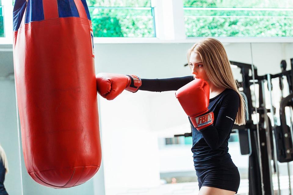 L'entraînement à la boxe est spécifique